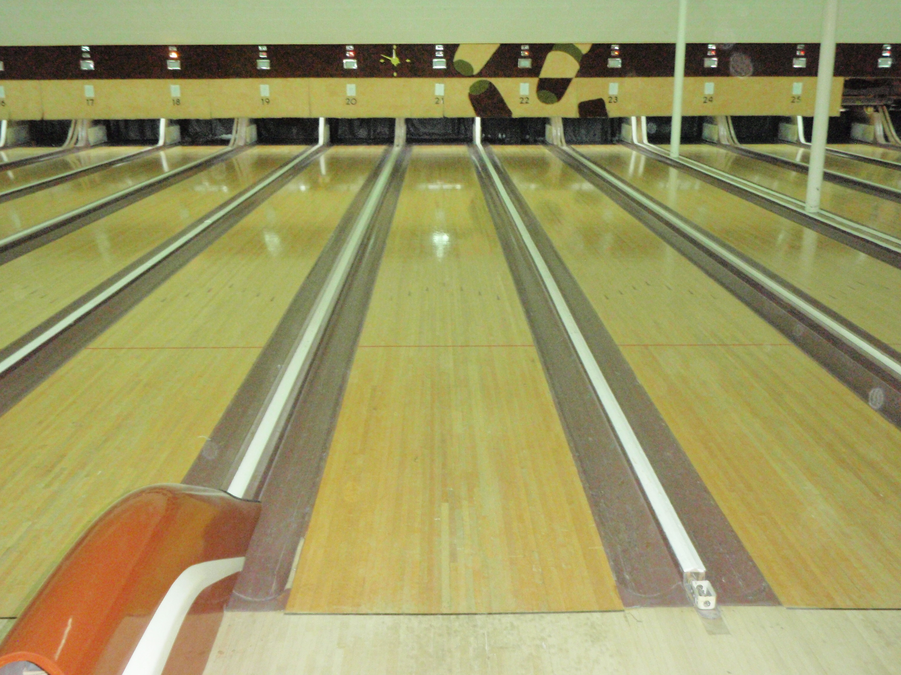 Bowling for Fairway house cleaning