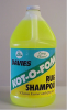 Rug and upholstery shampoo concentrate